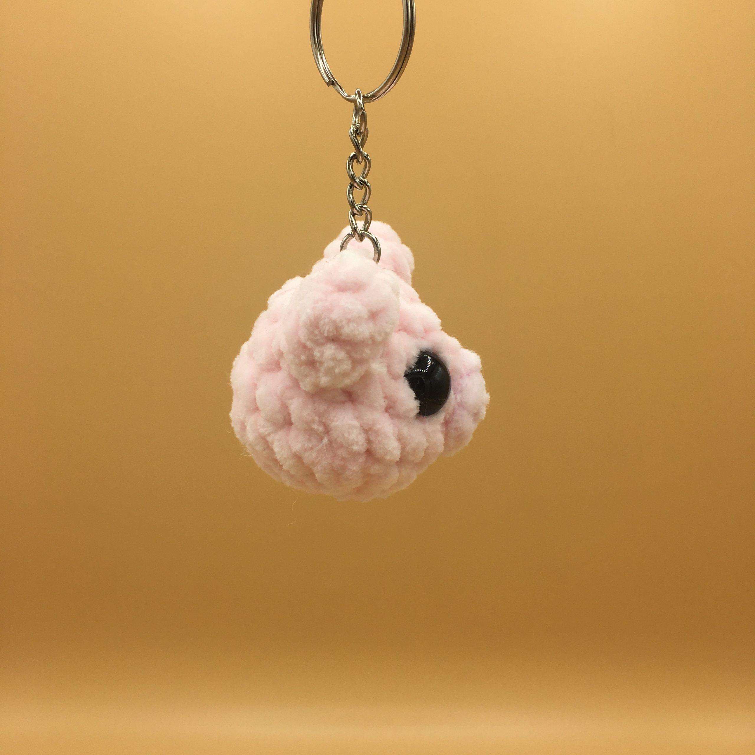 Side Piggie Mini Plushie